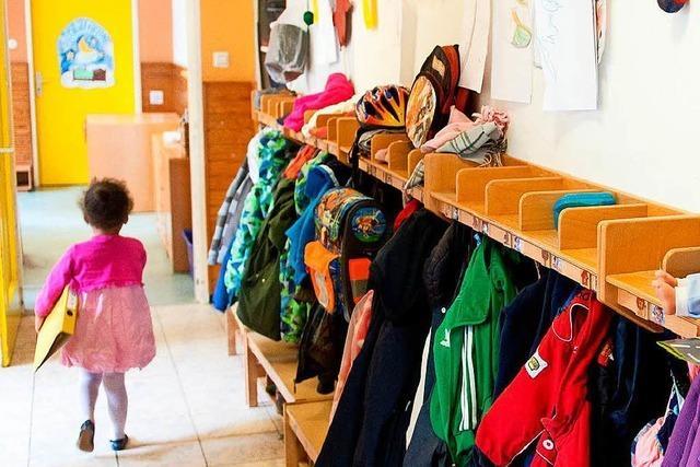 In Bad Säckingen gibt es bald nur 8 Kindergartenplätze für 34 Kinder