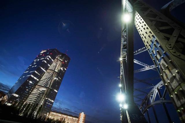 EuGH-Gutachter hält Anleihekaufprogramm der EZB für zulässig
