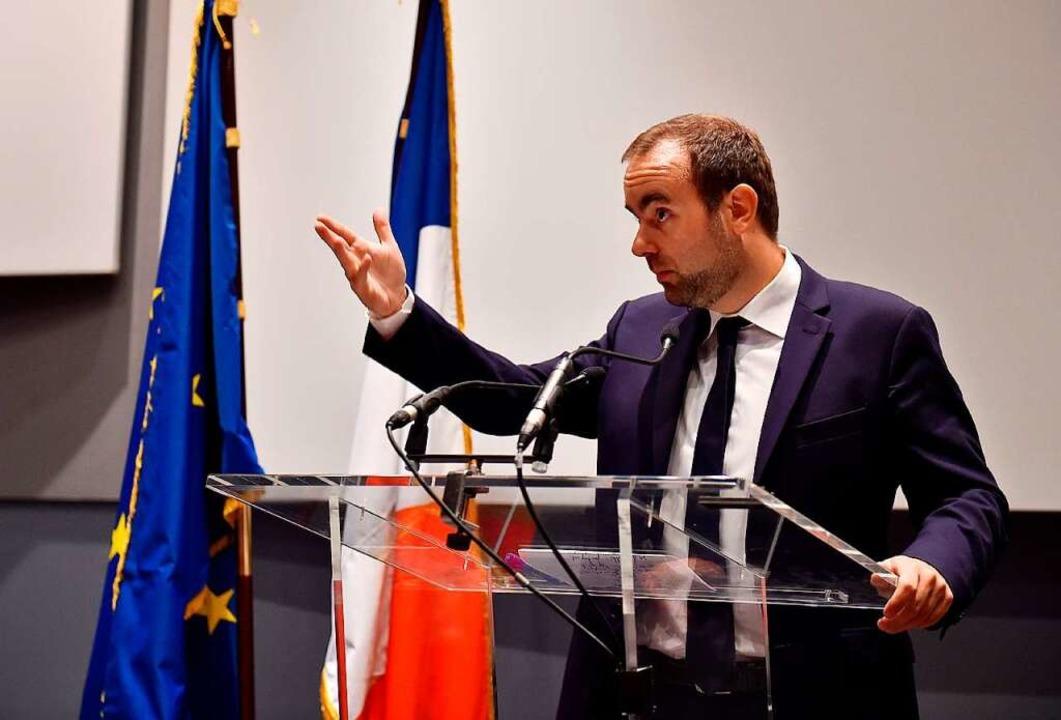 Sébastien Lecornu  | Foto: AFP