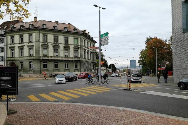Umfangreiche Bauarbeiten in Basel – Tiefgarage und Innenstadtachse