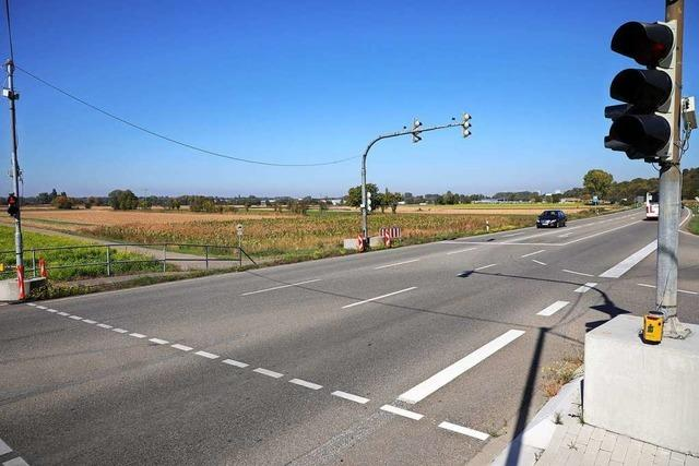 Entlastung durch neue Kreisstraße