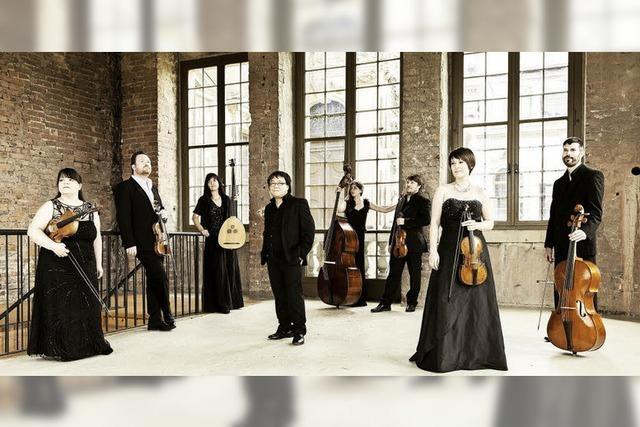 La Folia Barockorchester mit Vivaldi in der Oberrheinhalle Offenburg