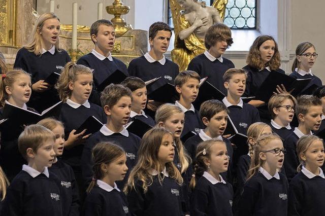 In der Waldshuter Liebfrauenkirche wird unter anderem die Cäcilienmesse von Charles Gounod aufgeführt