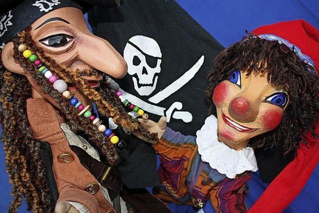 Freiburger Puppenbühne startet in die neue Saison mit dem Stück