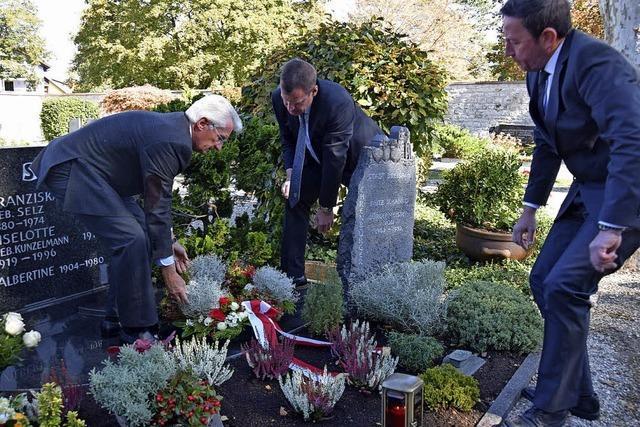 Gedenken an Fritz Schanno