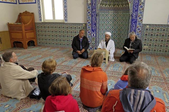 Muslime stellen sich vielen Fragen