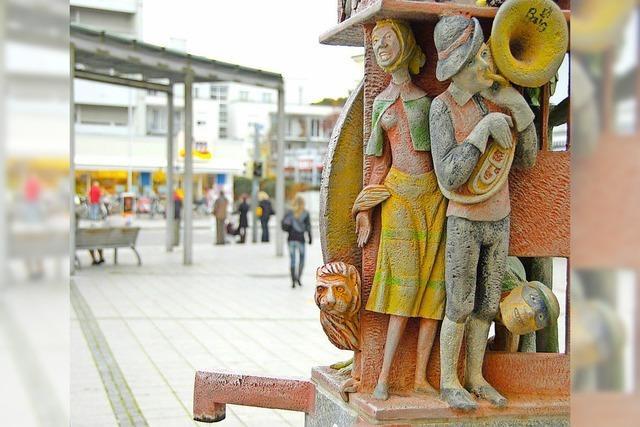 Das sind die Ideen für den Rheinfelder Oberrheinplatz