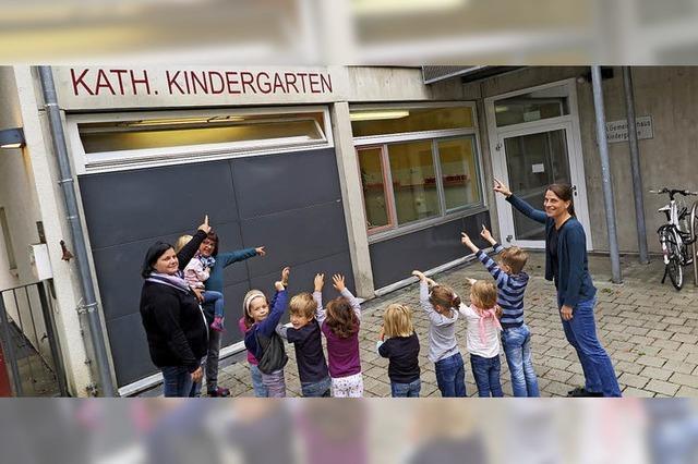 Müllheimer Katholiken feiern gleich drei runde Jubiläen