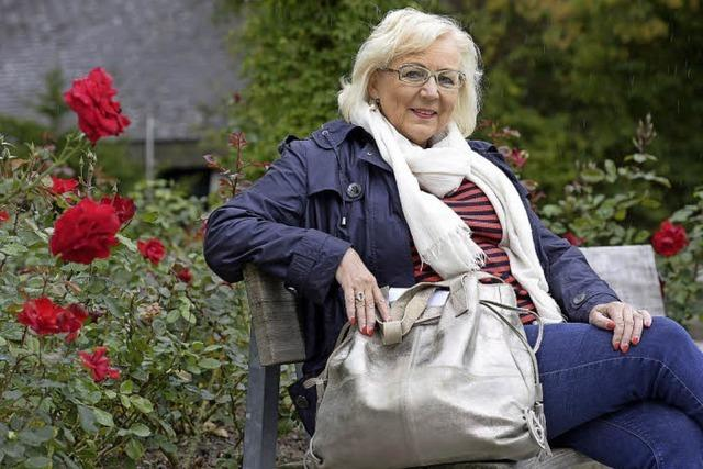 Tina Martin aus Weingarten hat mit Mitte 50 angefangen, Bücher zu schreiben