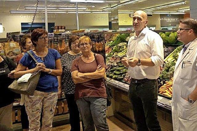 Ortsvorsteher nährt Hoffnung auf Lebensmittelmarkt
