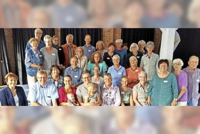Gemeinde bedankt sich bei ehrenamtlichen Helfern