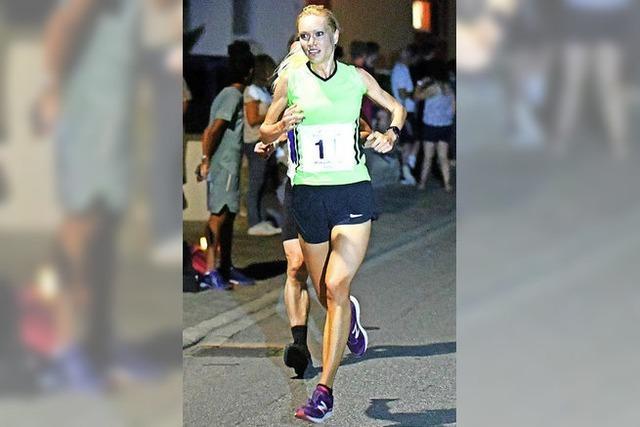 Start-Ziel-Sieg für Sabine Schmey