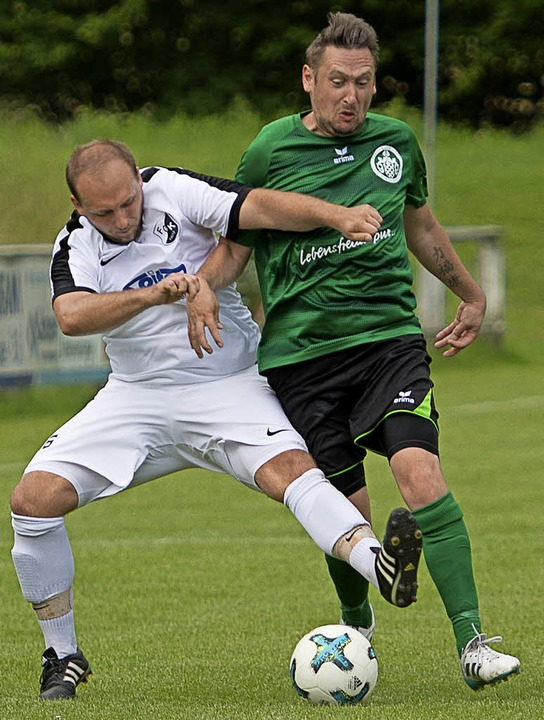 Vier Einsätze für den FC Vaduz im UEFA...bes Jahr auch unter Pierre Littbarski.  | Foto: vfma