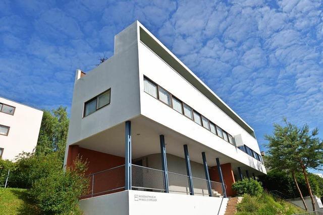 Stuttgart kauft architektonisch wertvolle Weißenhofsiedlung