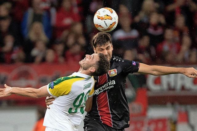 Leverkusen und Leipzig glänzen in Europa