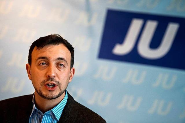 JU-Chef fordert nach Regierungskrisen Geschlossenheit in der Union