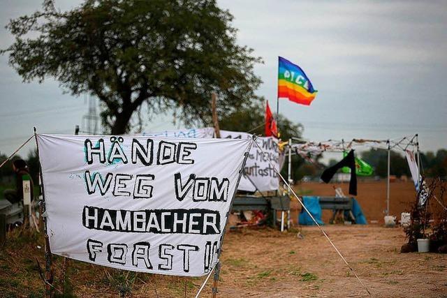 Demonstration gegen Rodung des Hambacher Forstes nicht genehmigt