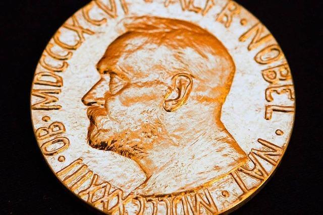 Liveticker zum Nachlesen: Wer bekommt den Friedensnobelpreis?