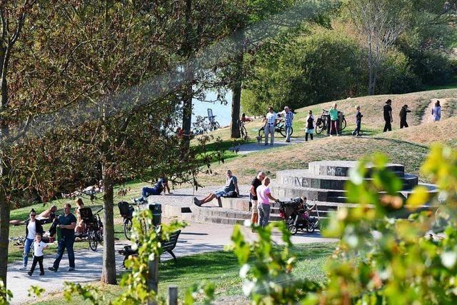 Freiburgs Parks werden intensiv genutzt – und brauchen dringend Auffrischung
