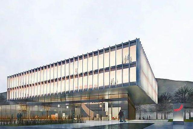Die Lahrer Firma Zehnder investiert 17 Millionen Euro in ein neues Gebäude