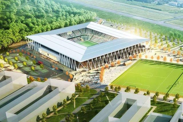 Tram-Haltestelle am neuen SC-Stadion soll 3,6 Millionen Euro kosten