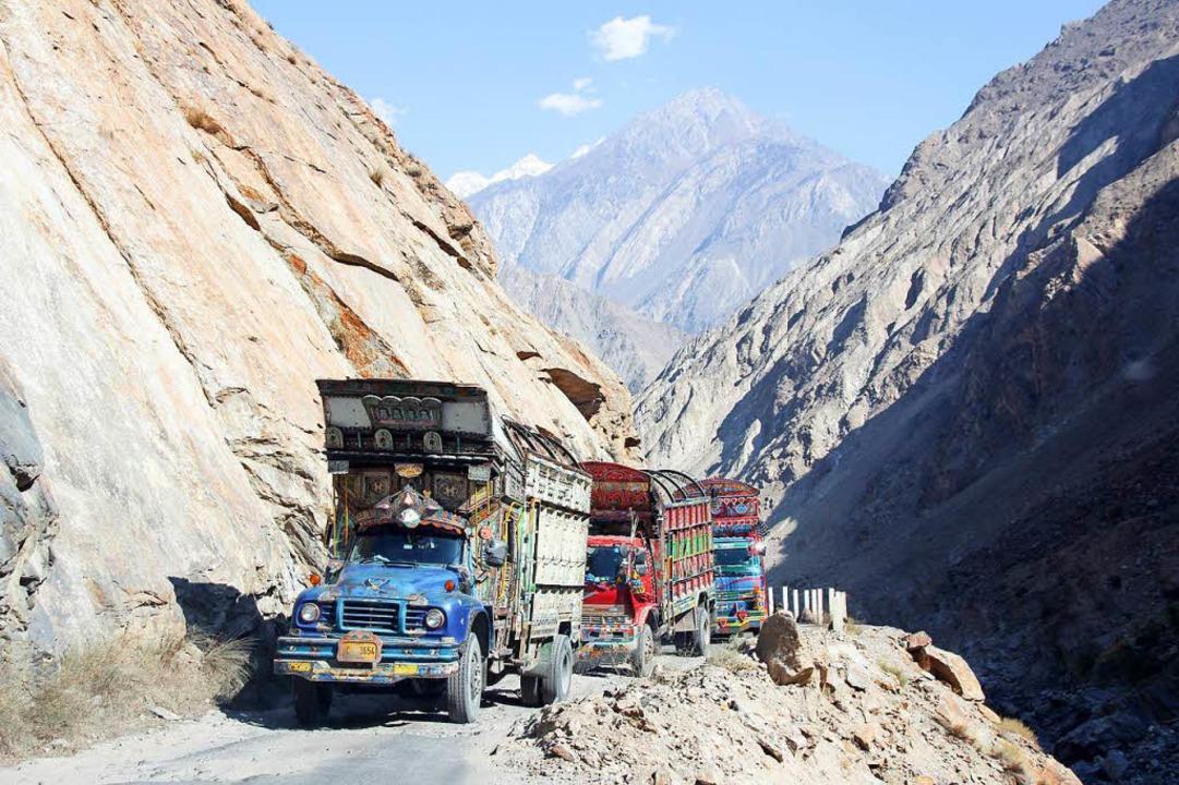 Pakistan Karakorum  | Foto: Matthias Zimmermann & Theresa Riesterer