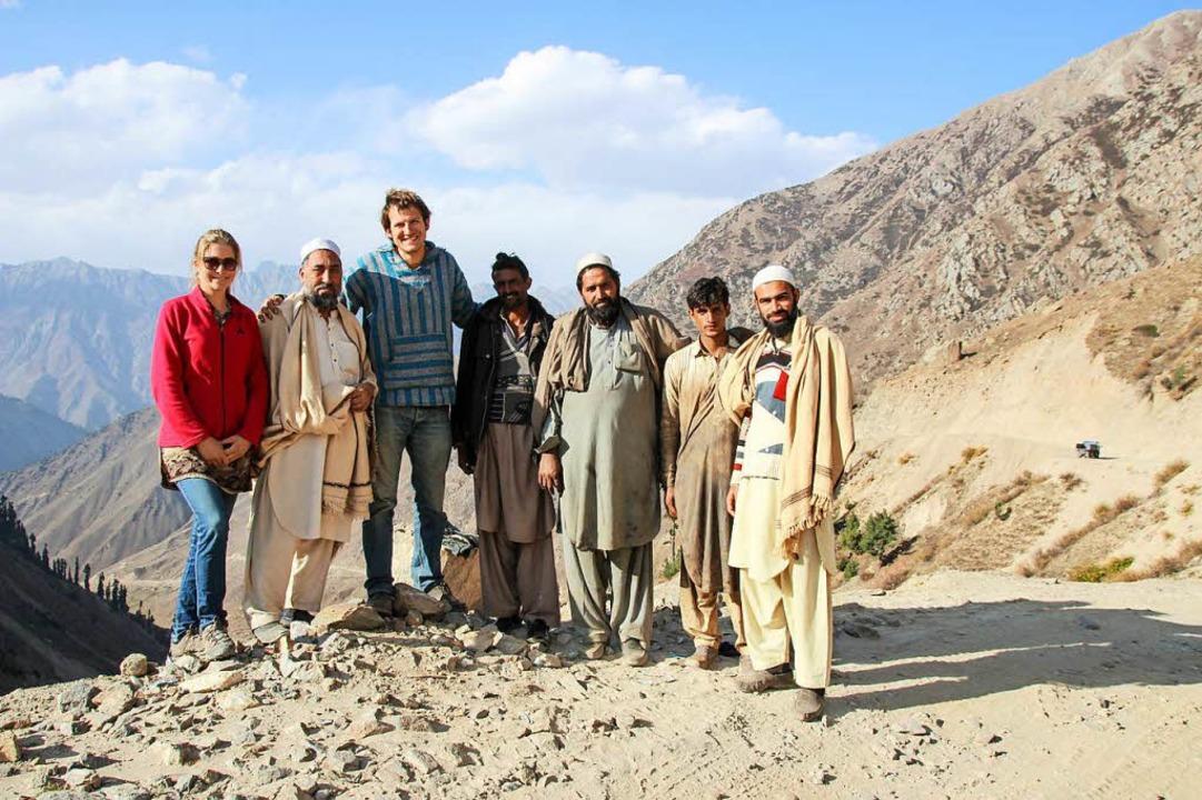 Begegnung in Pakistan  | Foto: Matthias Zimmermann & Theresa Riesterer