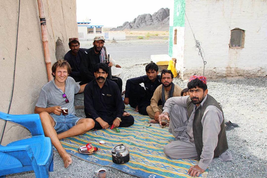 Belutschistan  | Foto: Matthias Zimmermann & Theresa Riesterer