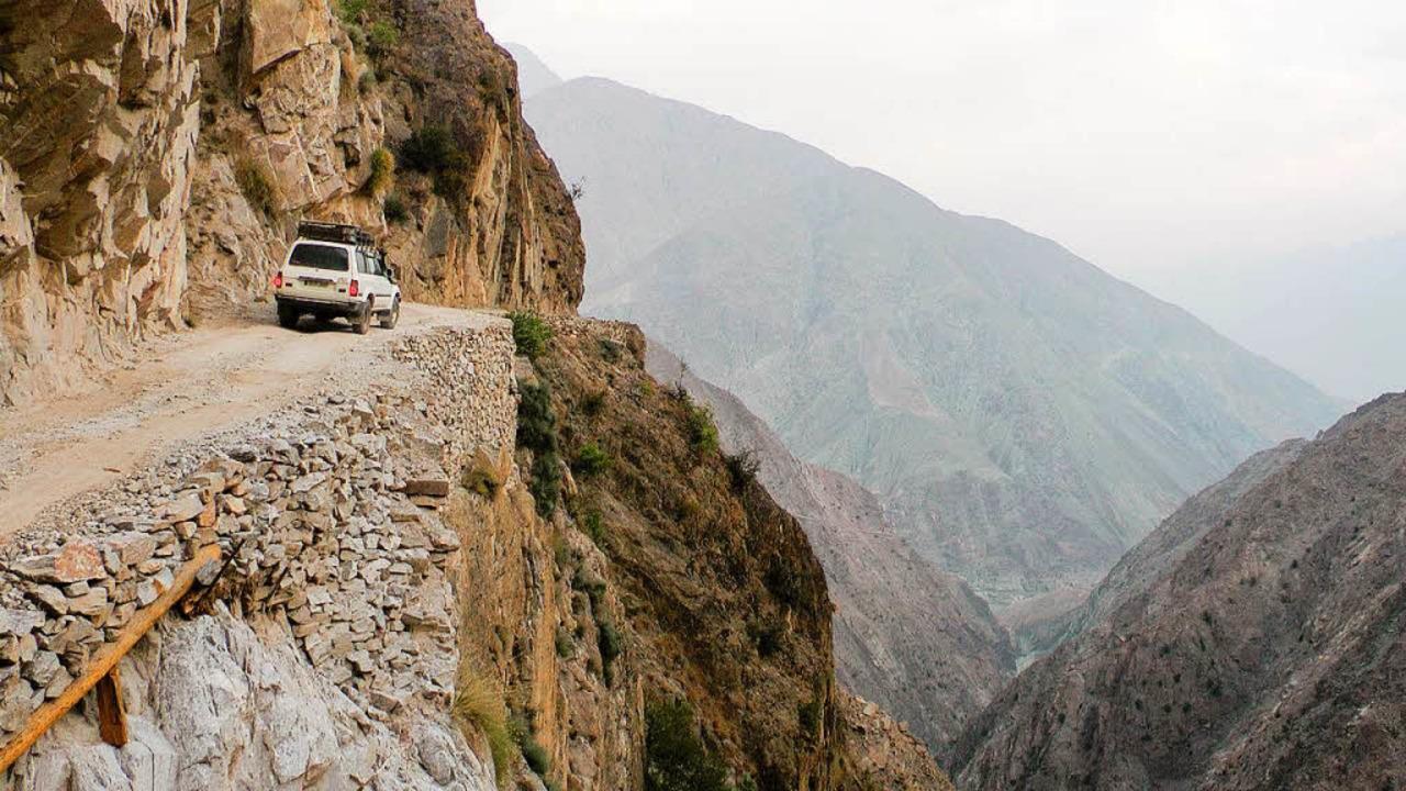 Pakistan Nanga Parbat  | Foto: Matthias Zimmermann & Theresa Riesterer