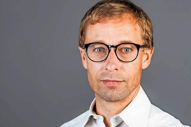Jens Dierolf ist neuer Pressesprecher von OB Martin Horn