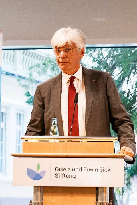 Impressionen von der Eröffnung des Dr....forschungszentrum Region Freiburg e.V.  | Foto: Gabriele Zahn