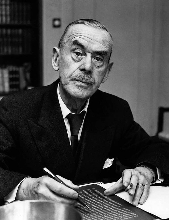 Thomas Mann.  | Foto: A. PFISTER