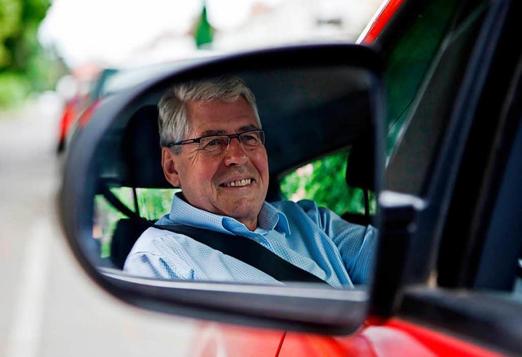 Wer im fortgeschritten Alter seine Fah... sichereren Straßenverkehr beitragen.   | Foto: Silvia Marks (dpa)
