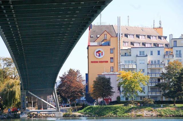 Rhein-Center in Weil liegt bei bundesweitem Ranking ganz weit vorne