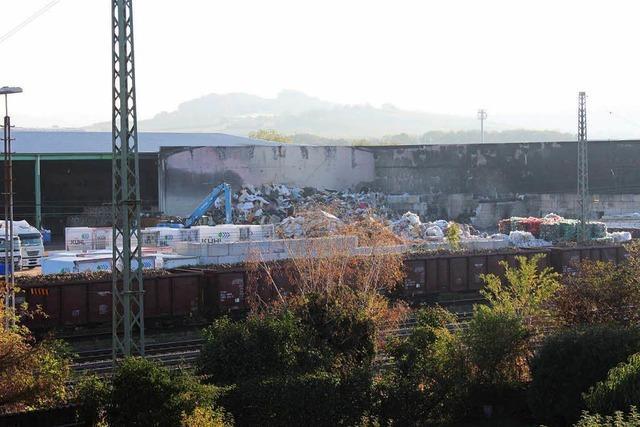 Firma Kühl erklärt Aufräumarbeiten nach Großbrand für beendet