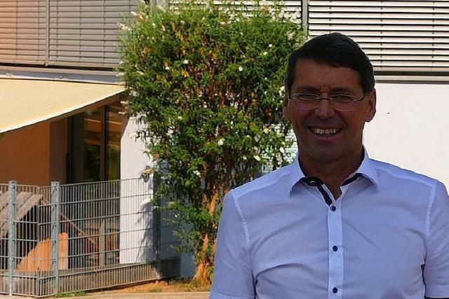 Amtsinhaber Bruno Metz sieht die Vielfalt in der Stadt