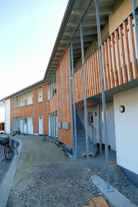 Jungen Menschen müsse die Stadt eine Wohnperspektive bieten können, meint Metz.  | Foto: Klaus Fischer