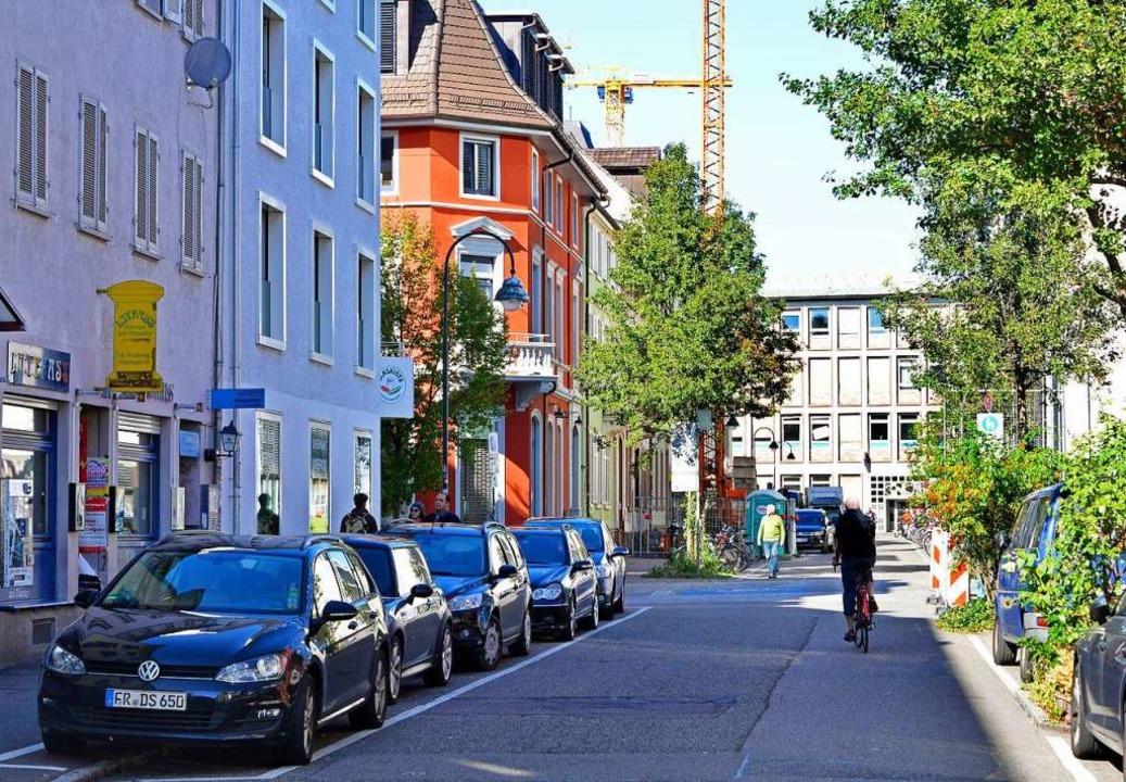 Die Zahl der Ferienwohnungen im Quarti...gen des Bürgerforums stark zugenommen.  | Foto: Michael Bamberger