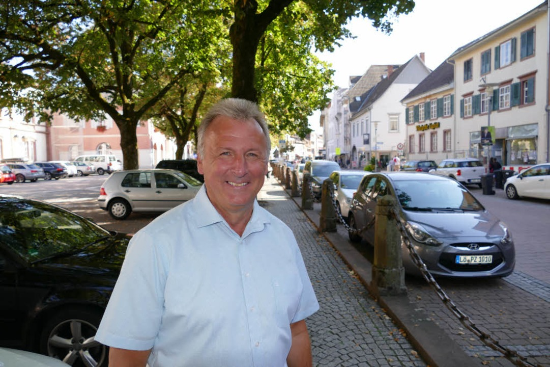 Kandidat Thomas Gsell  | Foto: André Hönig