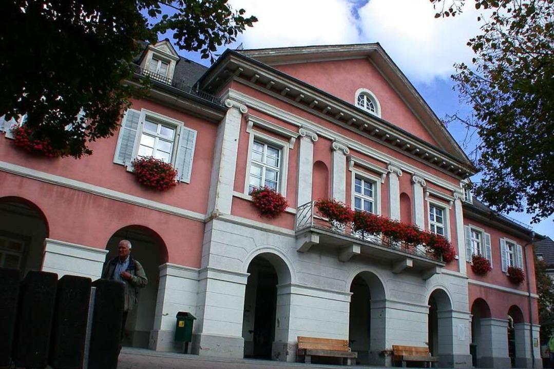 Das Rathaus in Schopfheim: Wer wird de... Bürgermeister der Stadt? (Archivbild)  | Foto: André Hönig