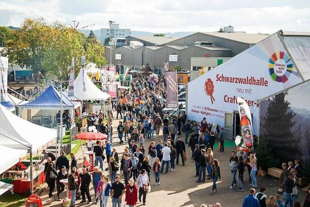 Mehr als 79 000 Besucher auf der Oberrheinmesse