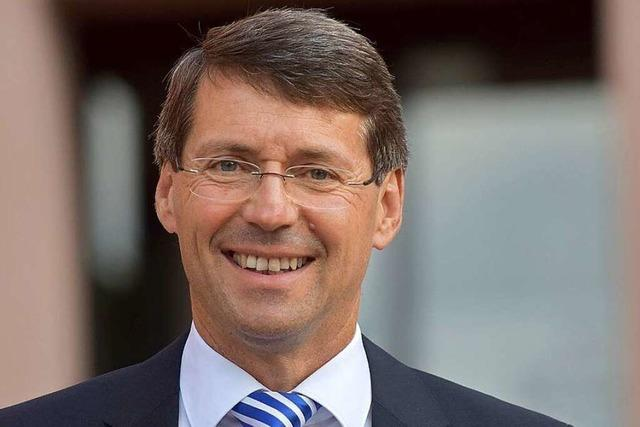 Amtsinhaber Bruno Metz bleibt Bürgermeister von Ettenheim