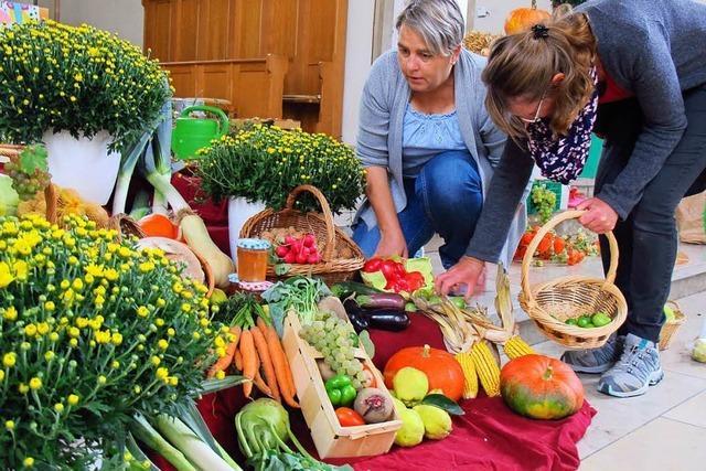 Für Landwirte ist das Erntedankfest ein fester Termin im Kalender