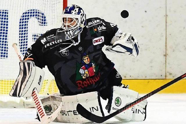 EHC Freiburg verliert gegen Aufsteiger 1:3