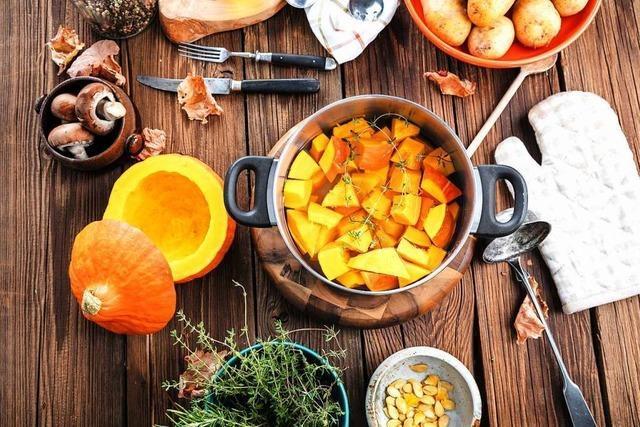 Kürbiszeit - die besten Rezepte für den Herbst