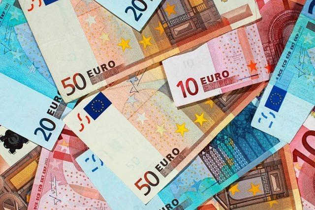 Geld in dreistelligem Bereich auf Lahrer Straße gefunden
