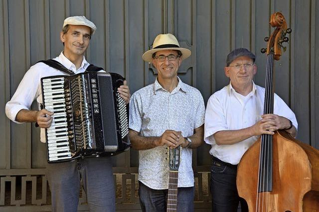 Le Trio for me-dable iin Emmendingen.
