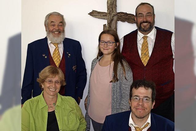 Familie Gerbel hat Musik im Blut