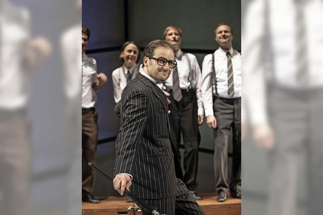Der Untergang der Lehman-Brothers im Parktheater Lahr