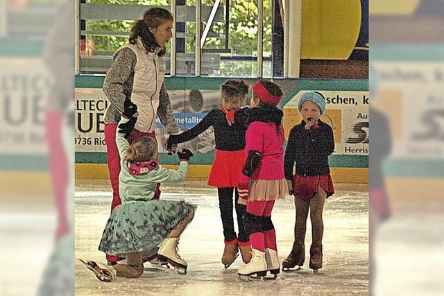Eislaufen gewinnt an Beliebtheit